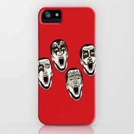 Kiss Cage iPhone Case