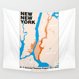 New New York Wall Tapestry