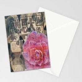 Camellia Comics Stationery Cards
