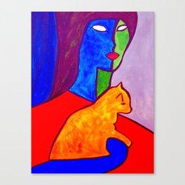 Watchful Eye #society6 #decor #buyart Canvas Print