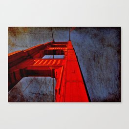 San Francisco- Golden Gate Canvas Print