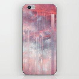 Kiss the Rain iPhone Skin