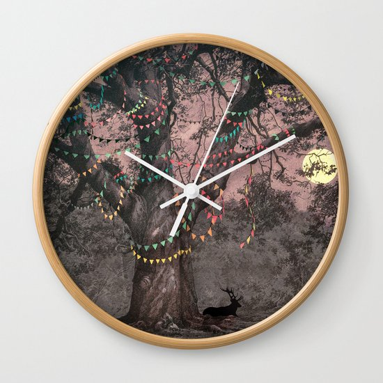The party... Wall Clock