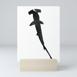 Hammerhead Shark Mini Art Print