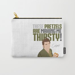 These Pretzels Are Making Me Thirsty! Carry-All Pouch