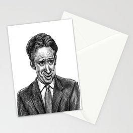 Jon Stewart Stationery Cards