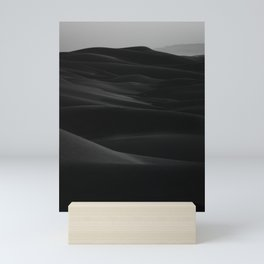 Desert Dunes Photography Mini Art Print