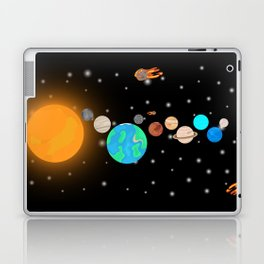 Solar System  Laptop & iPad Skin