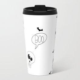 Boos & Bats Travel Mug