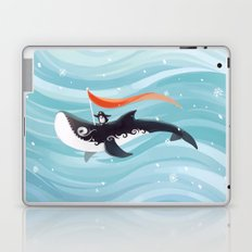 Grandpa Orca Laptop & iPad Skin