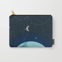 Moon and Planet Carry-All Pouch