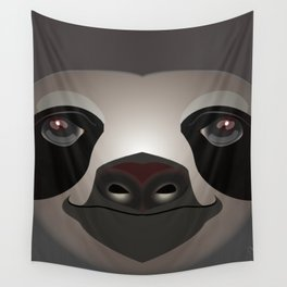 2D Sloth 1a Wall Tapestry