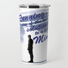 Runnig is one of the best Solution Travel Mug