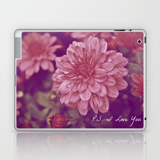 P.S. I Love You Laptop & iPad Skin