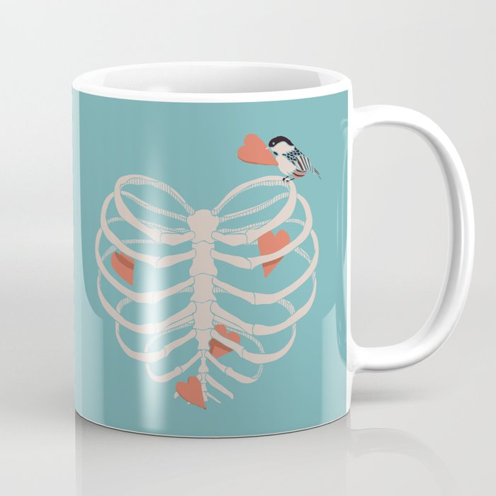 The Heart Collector Coffee Mug