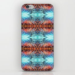 Glass and Light Fusion iPhone Skin