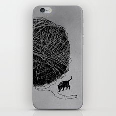 Curiosity iPhone & iPod Skin