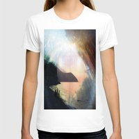 stay gold T-shirts featuring stay gold by Kiki collagist