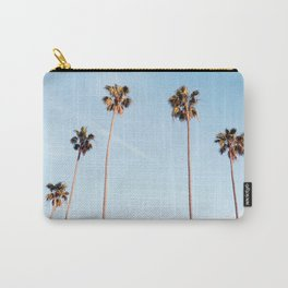 LA Palm Trees Carry-All Pouch