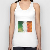 ruben ireland Tank Tops featuring Ireland by Fresh & Poppy