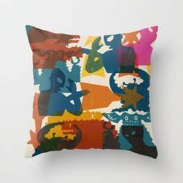 Ultra '66 Throw Pillow