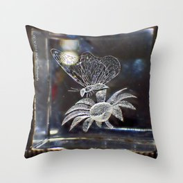 Sealed Together Throw Pillow