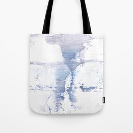 Smell of snow Tote Bag