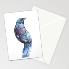 Tui Bird Stationery Cards