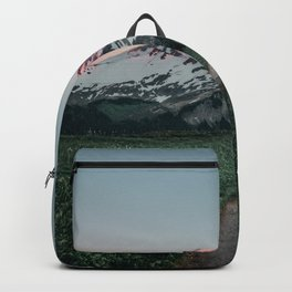 Mt. Baker Sunset Backpack
