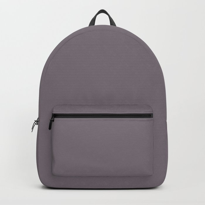 Plain Aubergine to Coordinate with Simply Design Color Palette Backpack f9db5b0c1bdfb