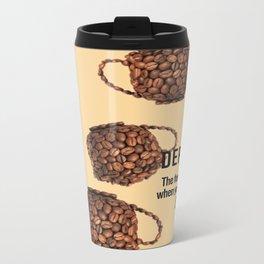 Depresso Travel Mug