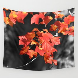 Cold Fall Wall Tapestry