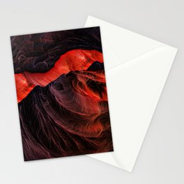 Fate Follows Me Stationery Cards