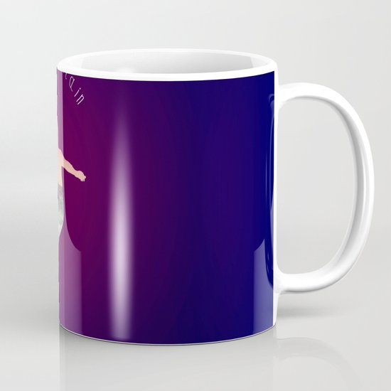 RIDE A MOUNTAIN Mug