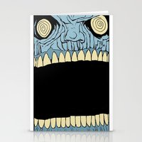 mouth Stationery Cards featuring Mouth by Hobo&Arrow