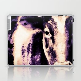 Purple Cow Laptop & iPad Skin