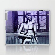 life model, modification Laptop & iPad Skin