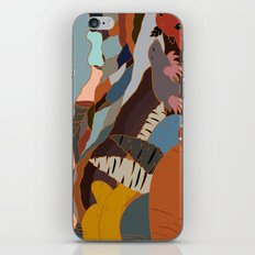 the joy of being Six-feet-under iPhone & iPod Skin