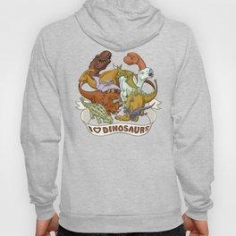 I Heart Dinosaurs Hoody