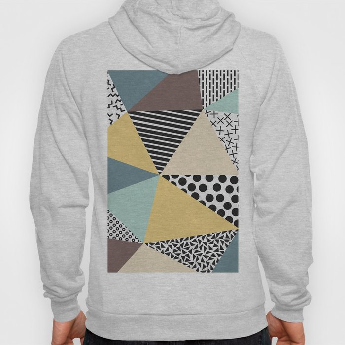 Abstract Geometry Hoody