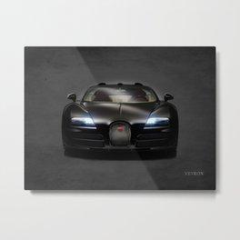 Veyron Metal Print