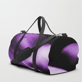 Succulent Leaves In Ultraviolet Color #decor #society6 #homedecor Duffle Bag