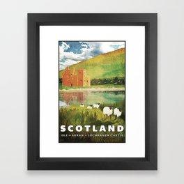Scotland, Isle of Arran Framed Art Print