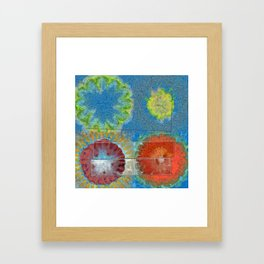 Phallisms Essence Flower  ID:16165-054217-01921 Framed Art Print