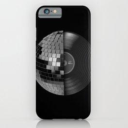 Disco Mix iPhone Case