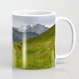 Alpine view (Italy) Coffee Mug