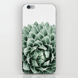 Succulent splendour iPhone Skin