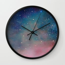 Star-formation in Orion Wall Clock