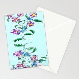 """""""Blue Jays"""" Stationery Cards"""