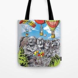 Epic Adventure Tote Bag